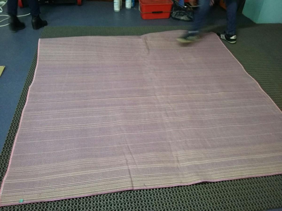 Пылевыбивалка для ковров