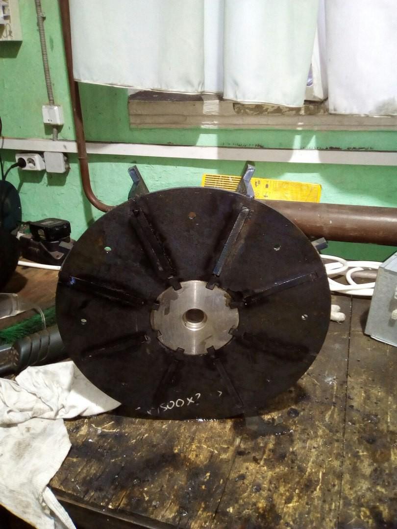 крепление барабана центрифуги для отжима ковров
