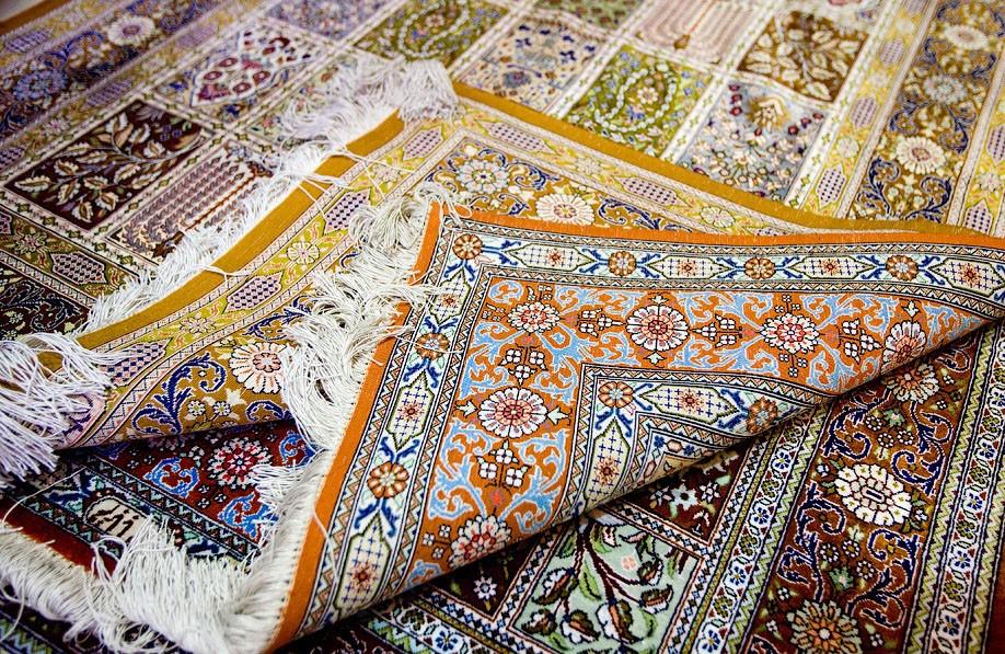 особенности чистки ковровых покрытий из вискозы