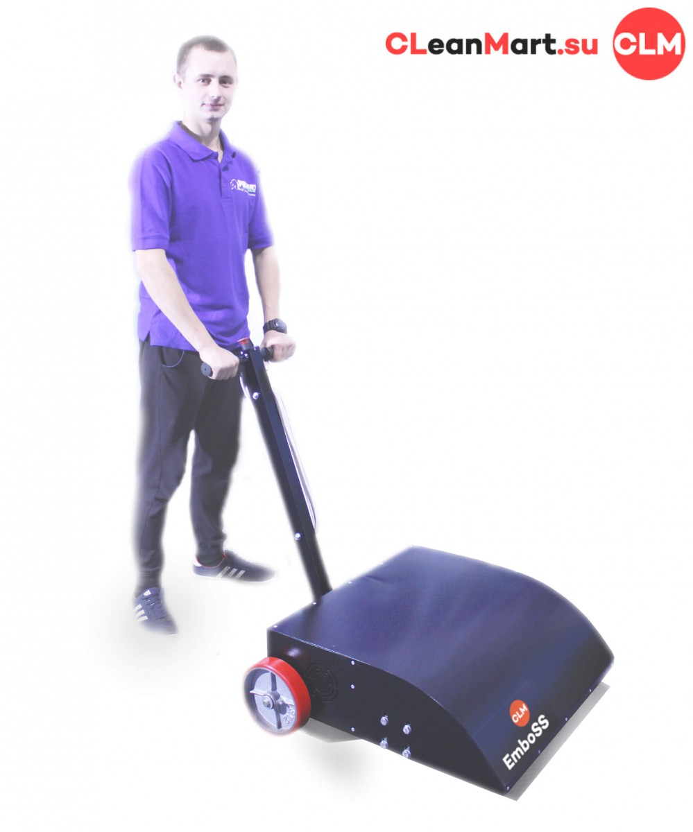 Ручная машина для выбивания ковров
