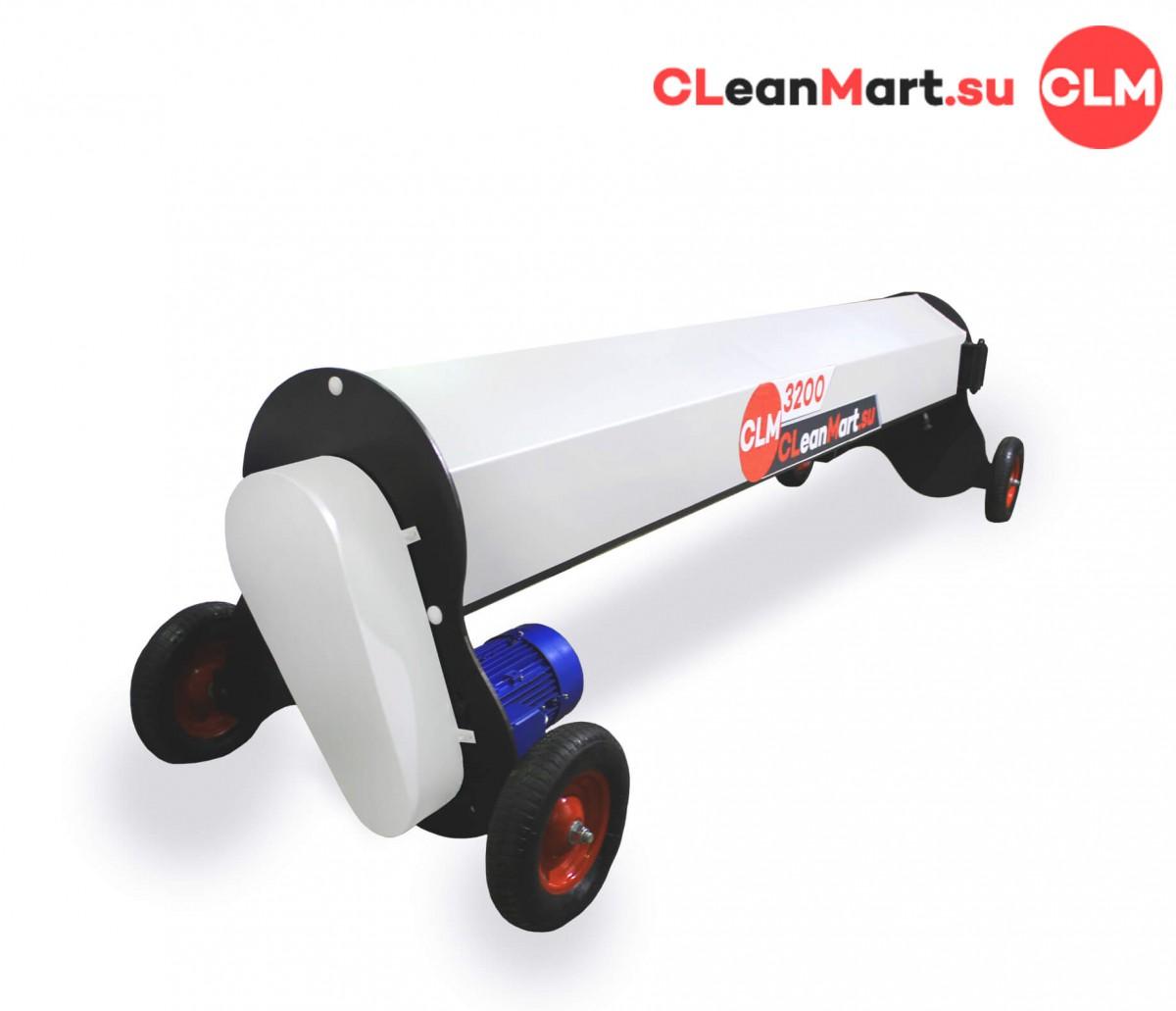 Центрифуга для отжима ковров с функцией полоскания