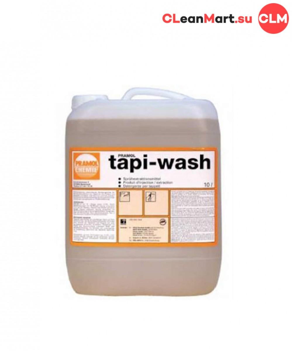 химия для чистки ковров tapi wash 10 литров