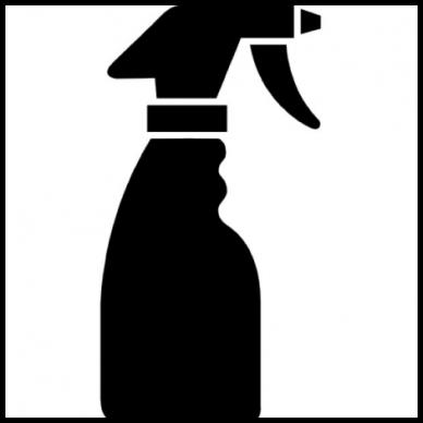 Спрей-балон TAPI-spot для очистки текстиля и ворсовых поверхностей - 0.5 л.