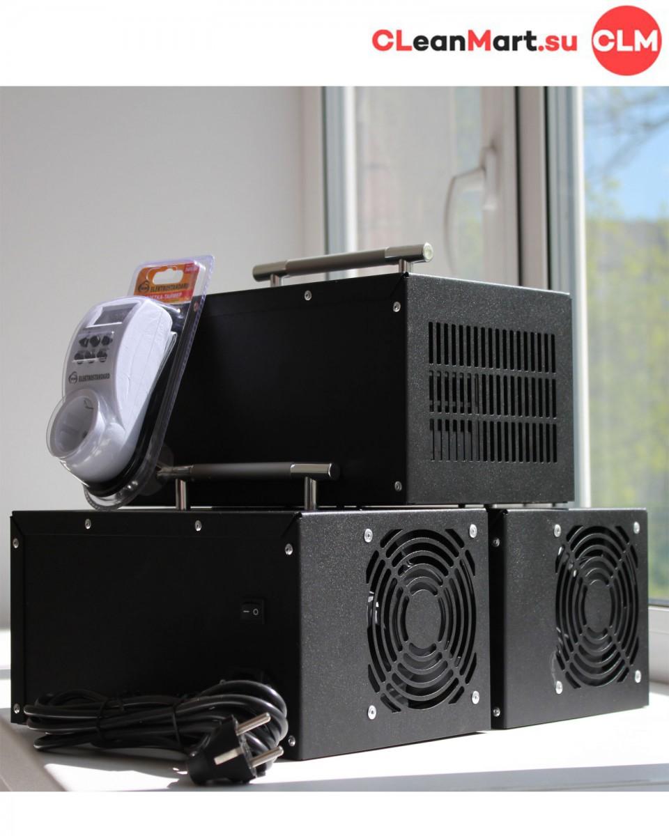 озонатор воздуха для сушильной камеры для ковров
