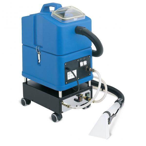 Экстрактор мощный с нагревом воды для чистки мебели