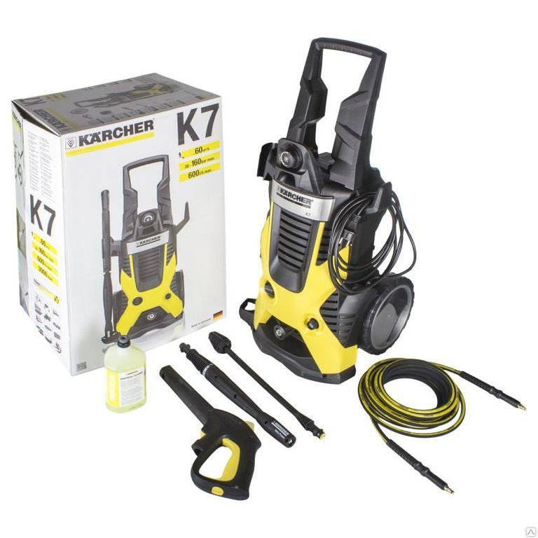Аппарат высокого давления Karcher K 7